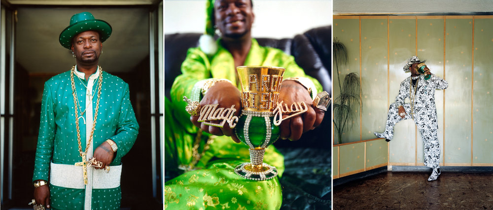 The Archbisop Don Magic Juan