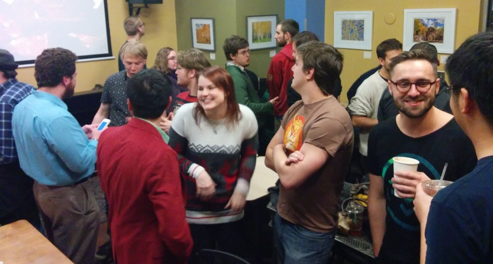 CiGDA - In 2010, while working as a solo-indie developer, I founded the Colorado independent Game Developers Association