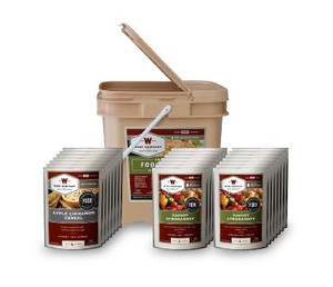 Wise Foods 84 Serving Breakfast/Entree Grab and Go Food Kit  sc 1 st  Pro Survival Plus & Long Term Food Storage u2014 Pro Survival Plus
