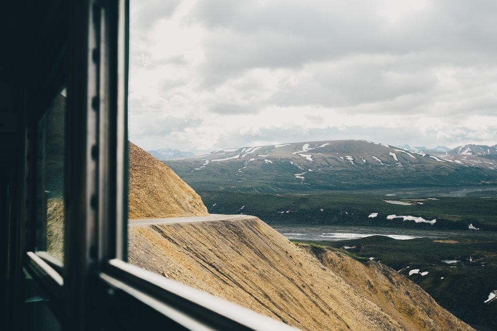 Denali National Park. June 10, 2018.