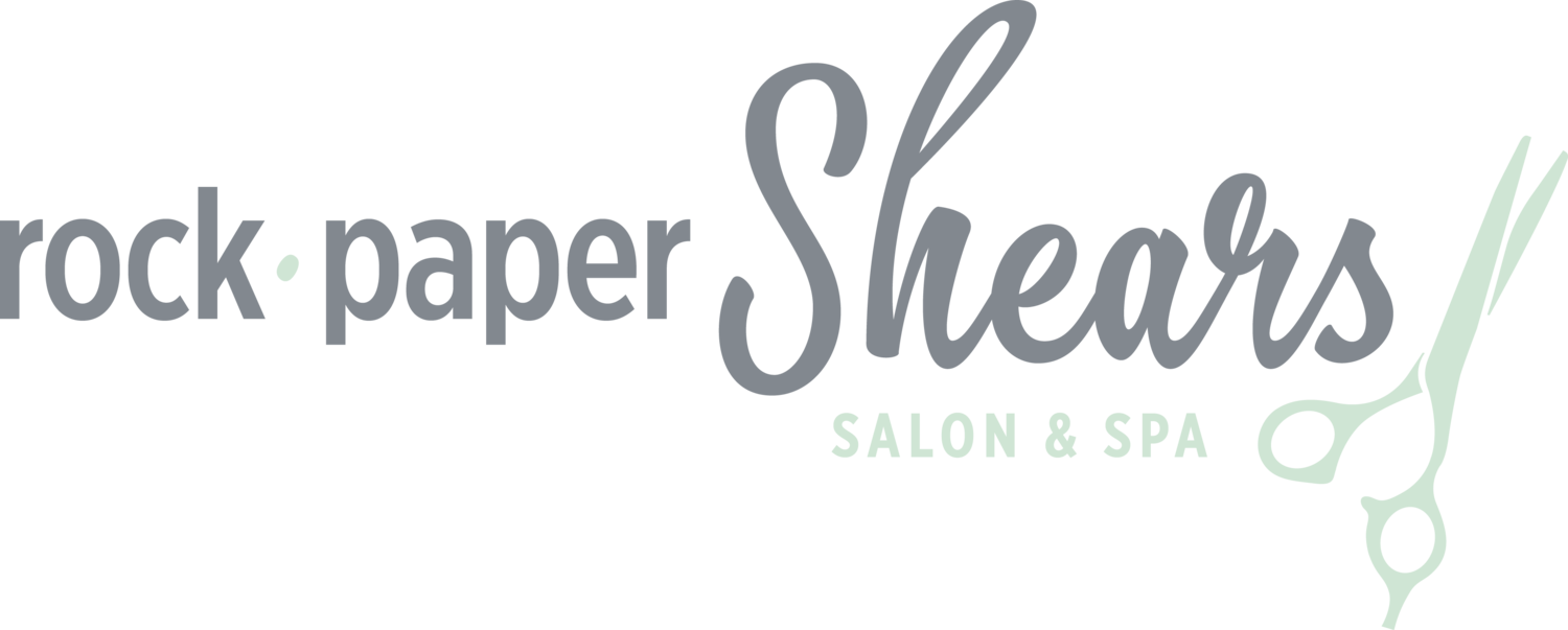 Rock Paper Shears Salon & Spa