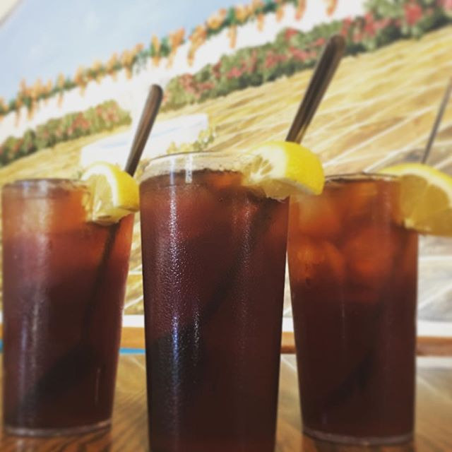 Happy #nationaliceteaday! Come in for a glass of everyone's favorite Nati's Ice Tea!