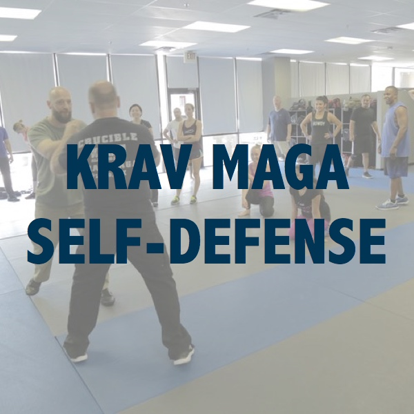 Click to learn more about our Krav Maga self-defense program.