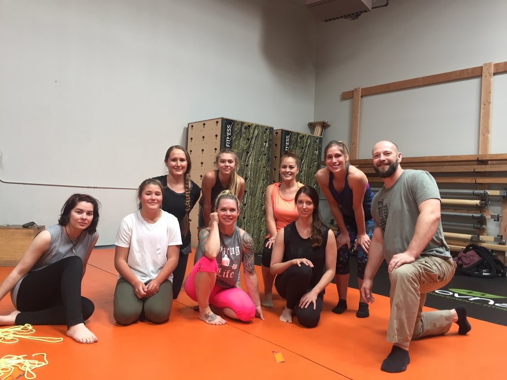 Women's Self-Defense and Escape & Evasion Workshop.