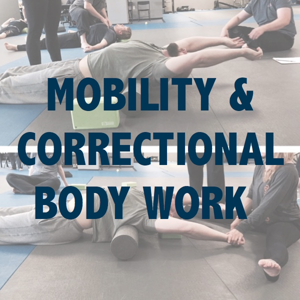 Click to learn more about our mobility and correctional body work programs.