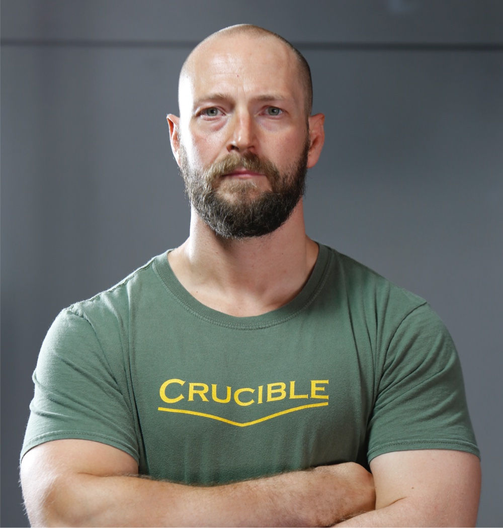 Mike Coffin - Owner Crucible Krav Maga