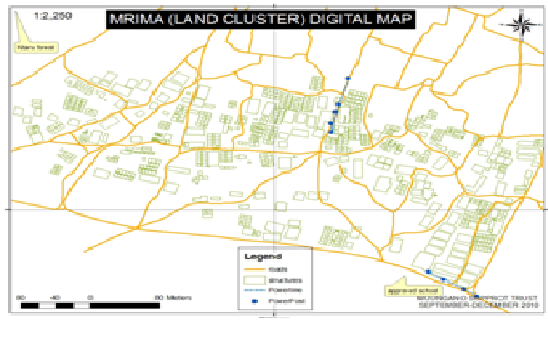 digital maps