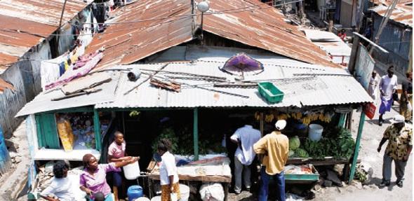 Residents plan to sue firms over slum land — Muungano wa