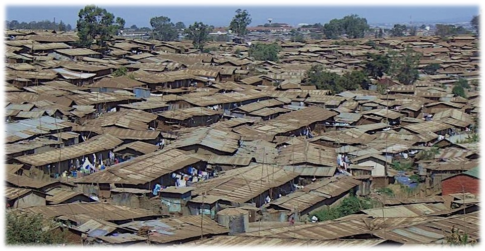 Image result for kenya ghetto