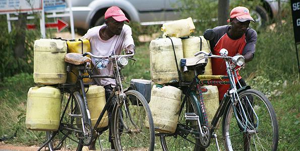 Water Shortage in Slums
