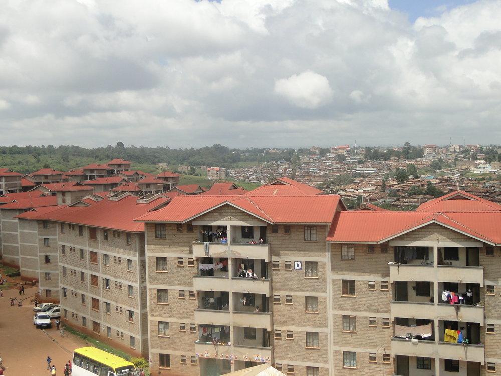 Kibera Decanting Site