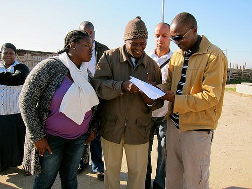 "Inclusive Community participation is always a key to ""Deadlock"" slum upgrading processes"