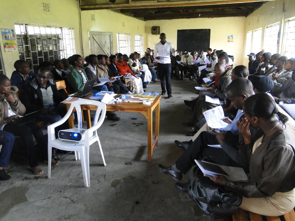 Validation of The Youth Assembly Model in Nakuru
