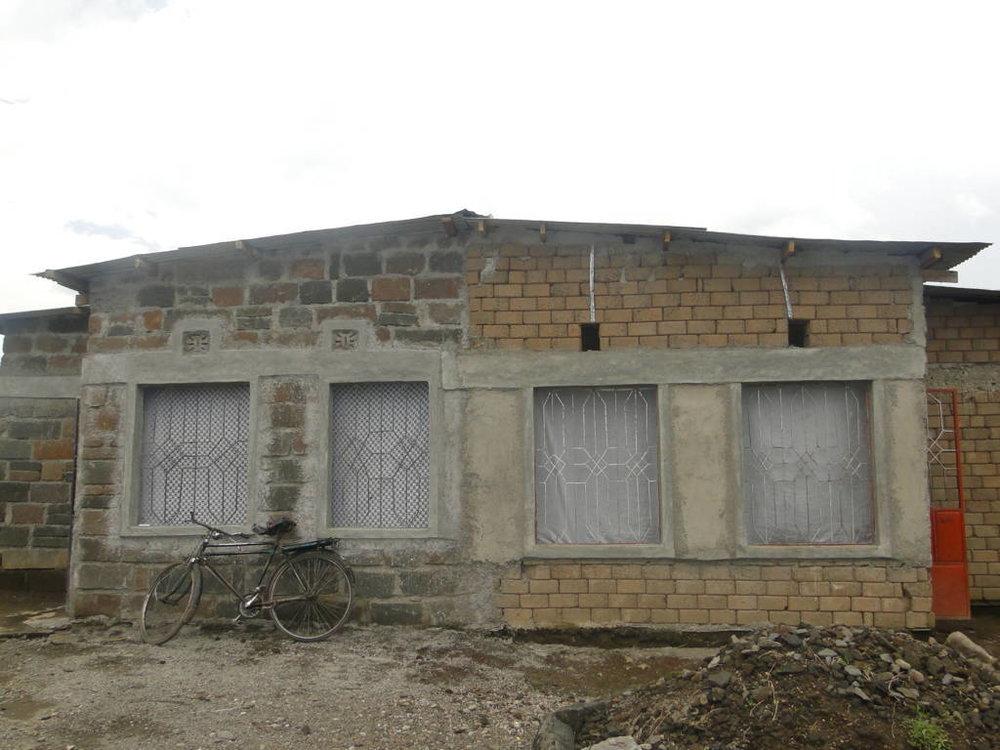 Shikamoo housing Project -Nakuru