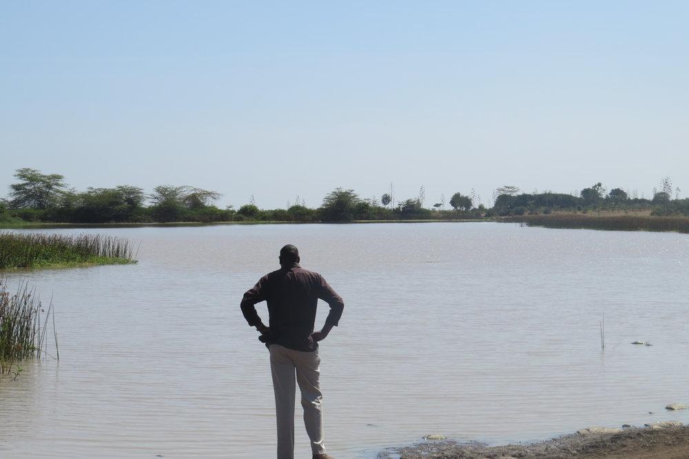 The Katani Dam