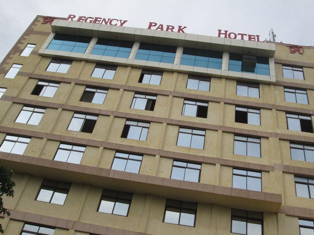 Figure 1: The Regency park hotel