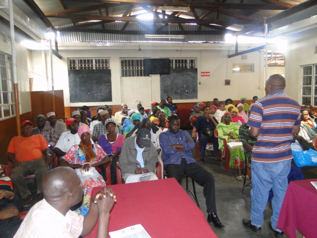 City wide profile sharing forum in Machakos County