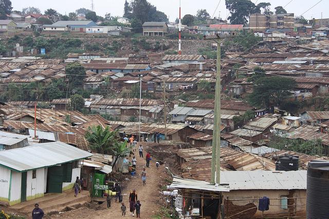 Kibera Informal Settlement