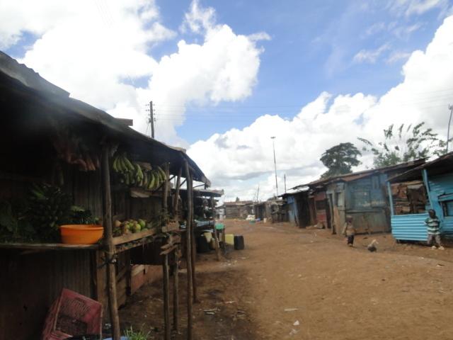 Kiandutu settlement