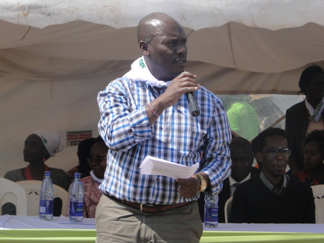 Governor William Kabogo