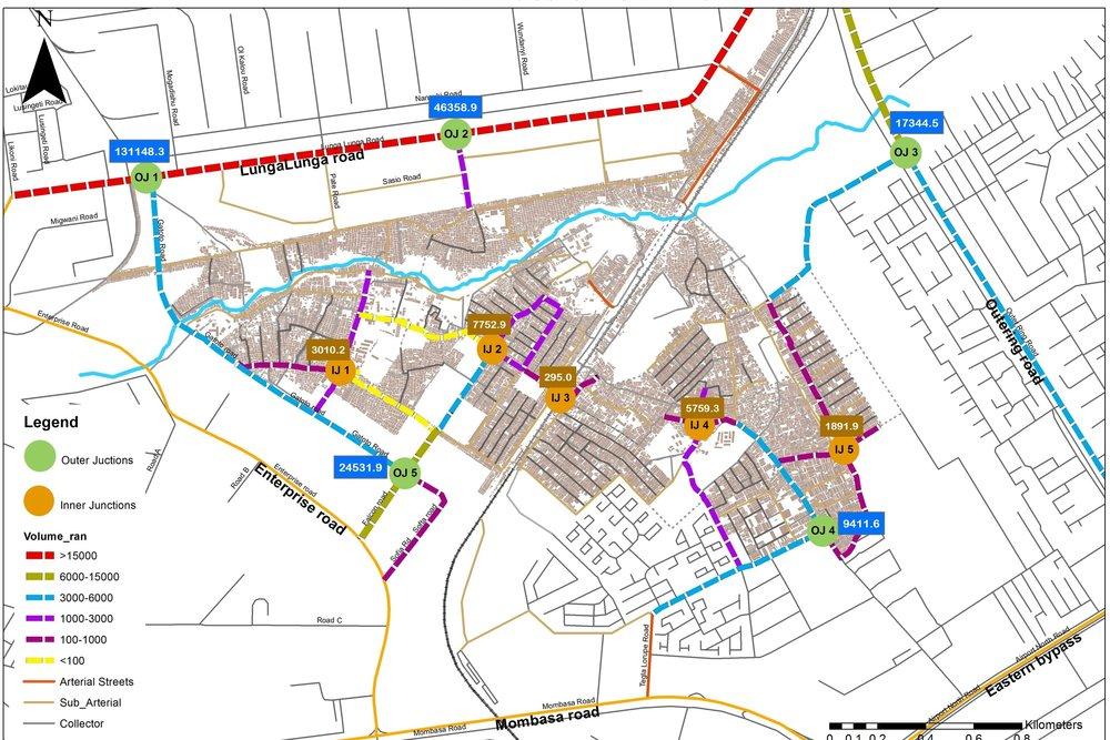 Planning Mukuru. Image: SDI Kenya.