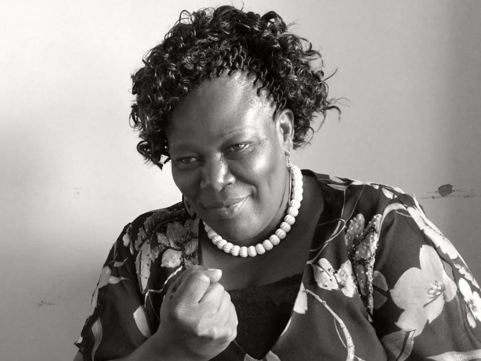 Anastasia Wairimu - Muungano, Kahawa Soweto, Nairobi