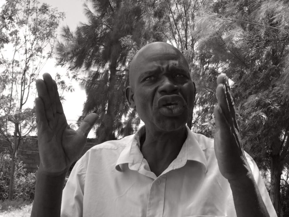 Evans 'Papa' Omondi' - Muungano, Mukuru kwa Reuben, Nairobi