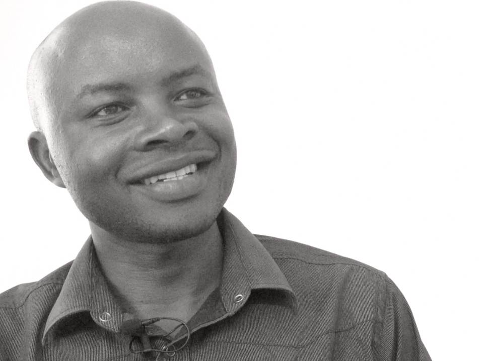 Joseph Mukeku - Private sector partner, Architect, Nairobi
