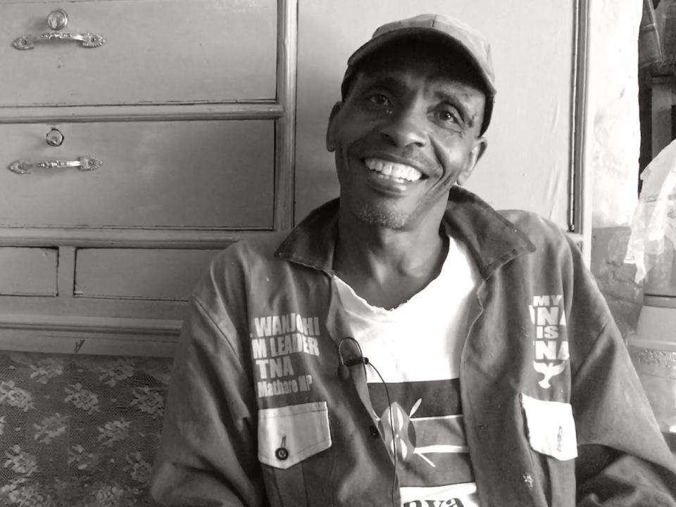 Peter Chege - Muungano, Kambi Moto, Nairobi