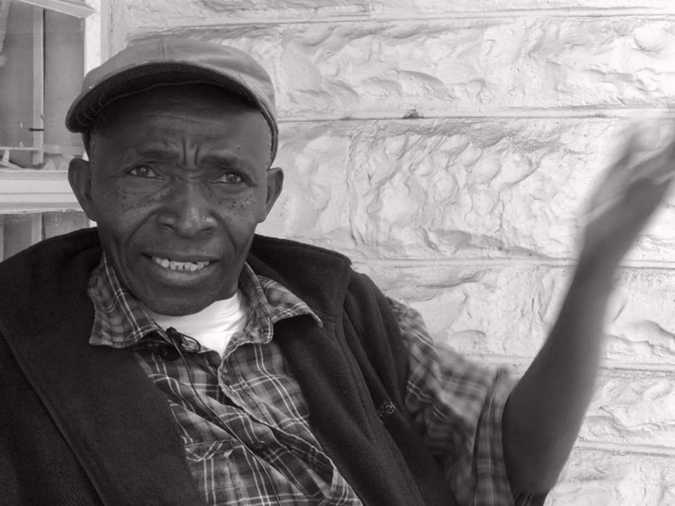 Peter Mutunga - Muungano, Kibera, Nairobi