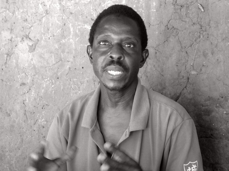 Omari Rashid - Muungano, Tiwi, Kwale County