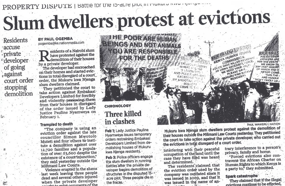 Mukuru protest clipping 2012.jpg
