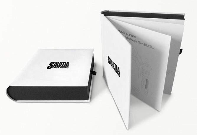 Solute Book Box