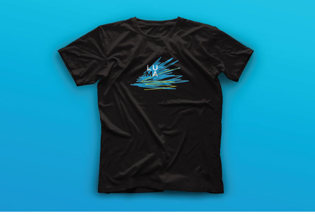 LUMA T-shirt Design