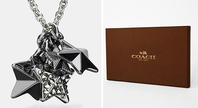 CRP Coach Packaging and Key Chain