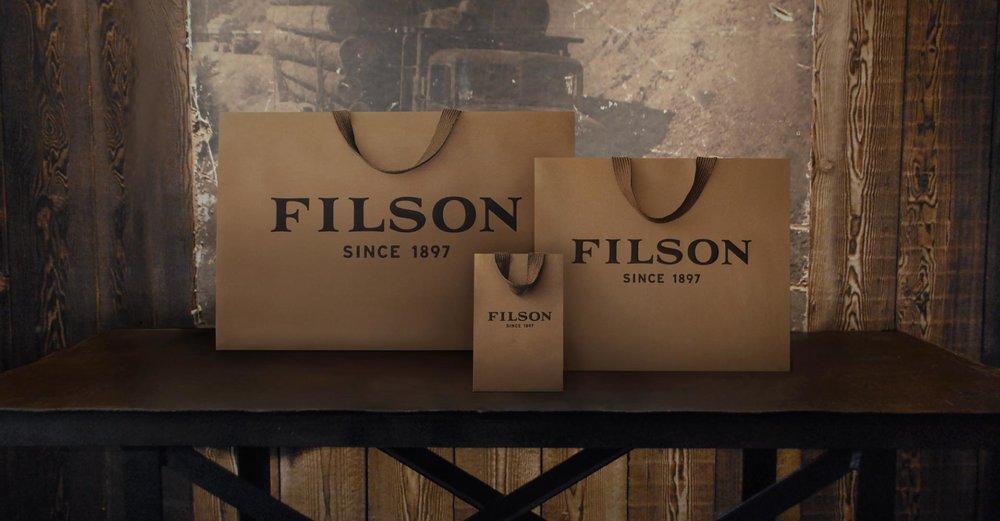 Filson Packaging Suite
