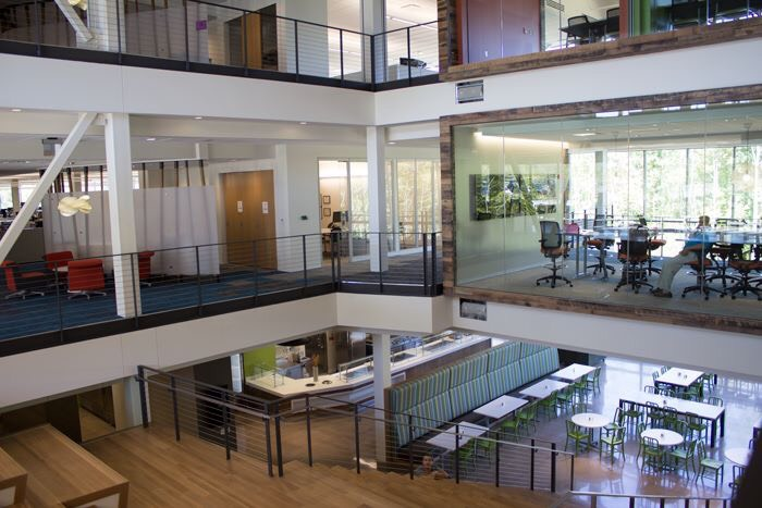 Lake Trust Credit Union Headquarters