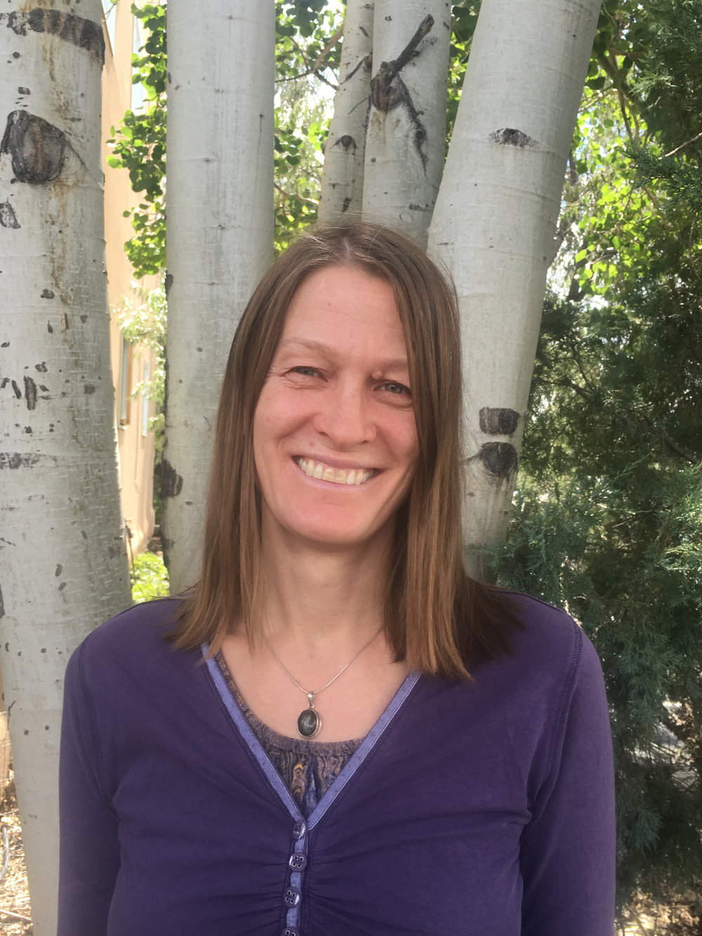 Monica Fredrickson - Yoga Therapist Taos