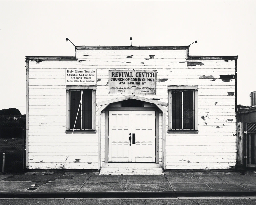 Revival Center, Richmond CA