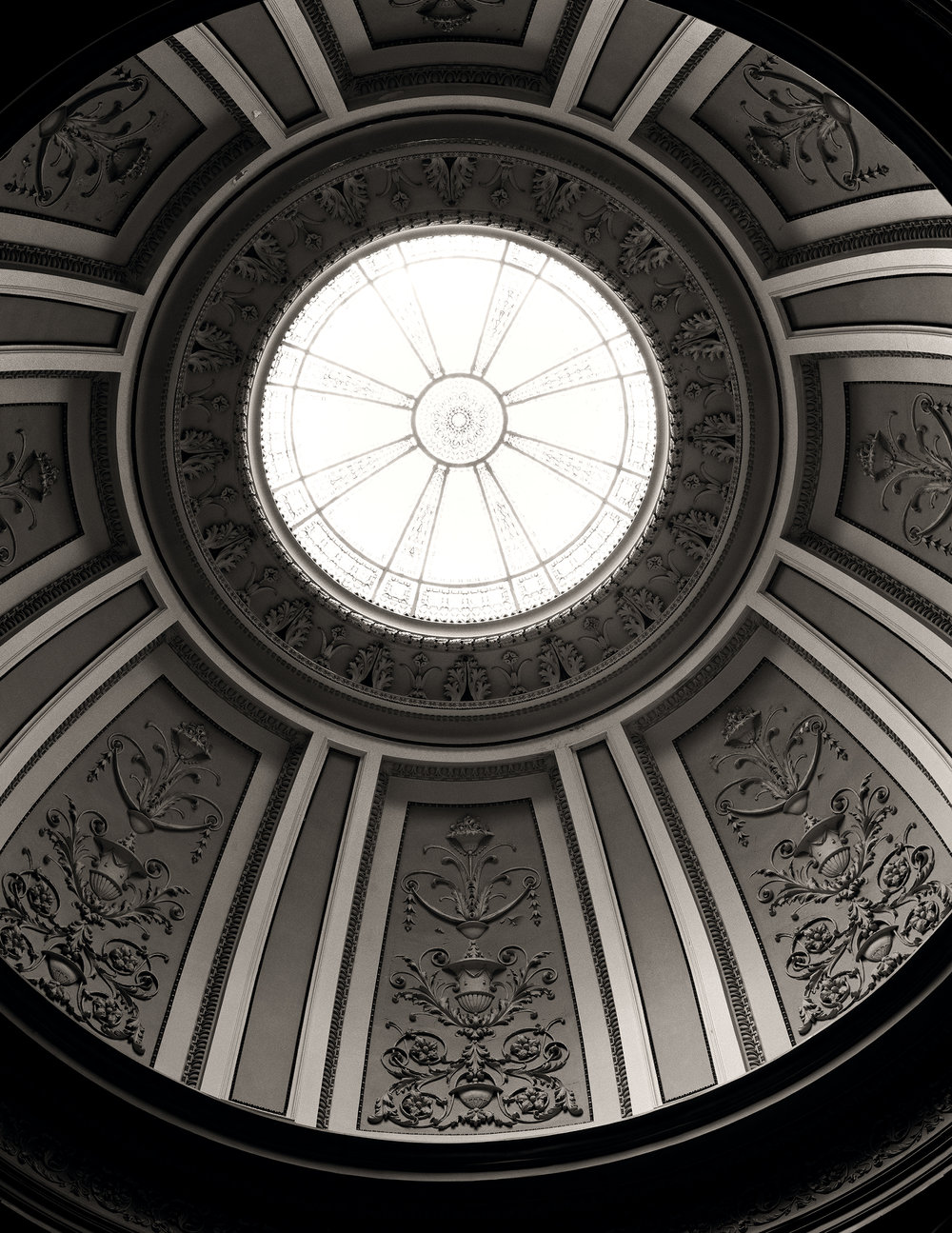 Dome, Columbarium, San Francisco