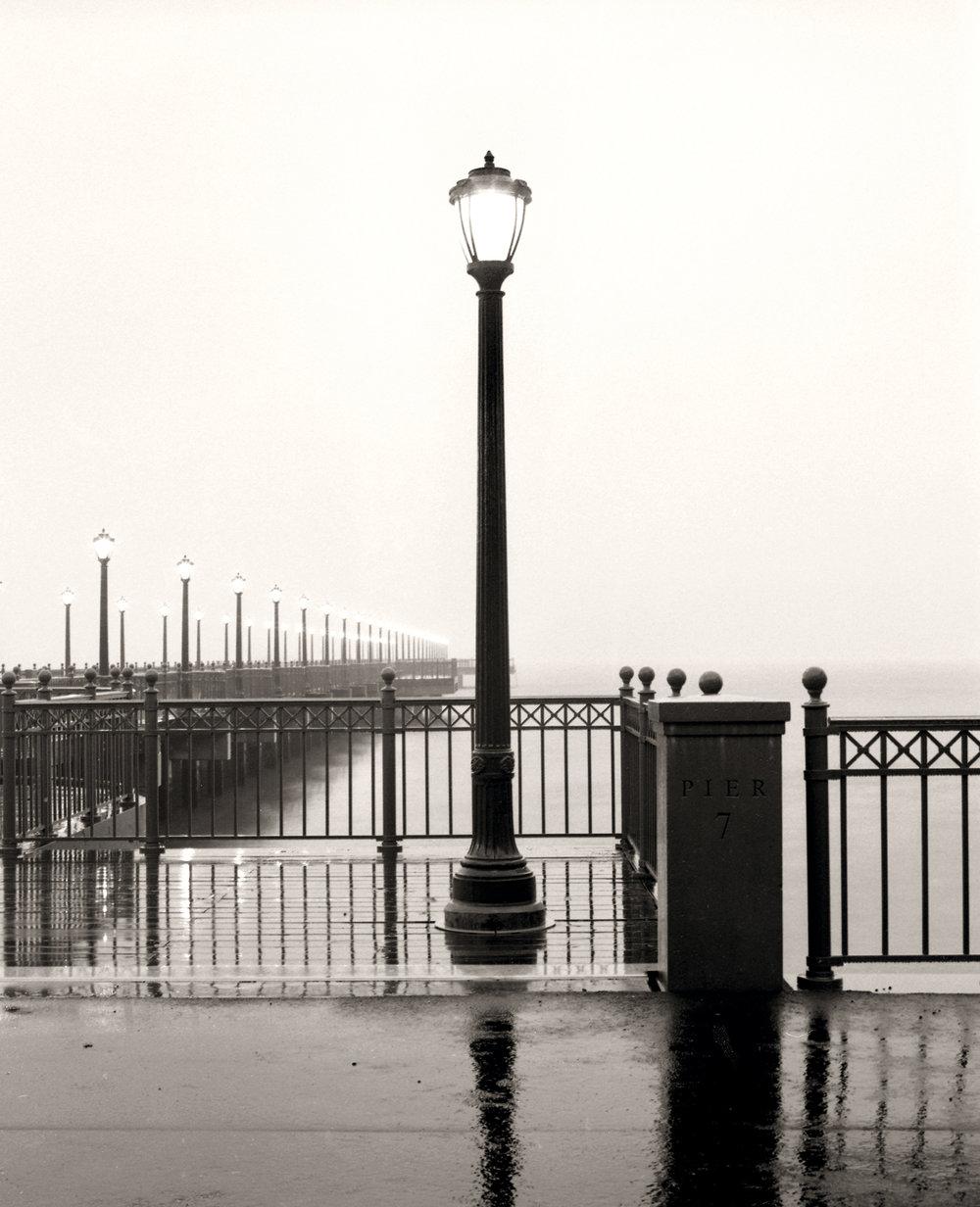 Lamp, Pier 7