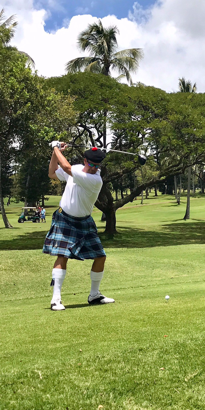 Kilted Classic - The Saint Andrew Society of Hawaii & The Friends of Saint Patrick Annual Blue Shamrock Kilted Classic Golf Tournament is coming up quickly. Openings are available! Online sign-up deadline April 10th!REGISTER HERE
