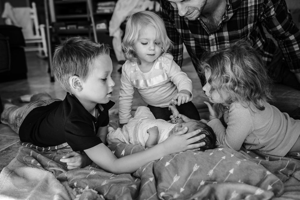 This mom is passionate about natural birth, and had her babies at home. We have many wonderful homebirth options here in Jacksonville, as well as excellent birth centers and hospitals.