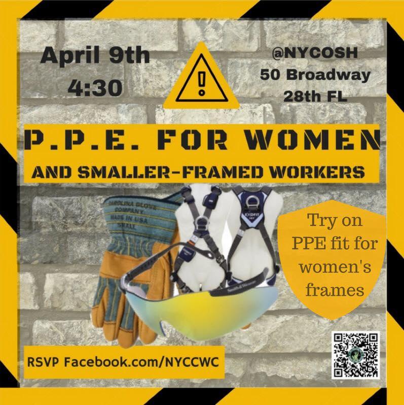 April PPE Training