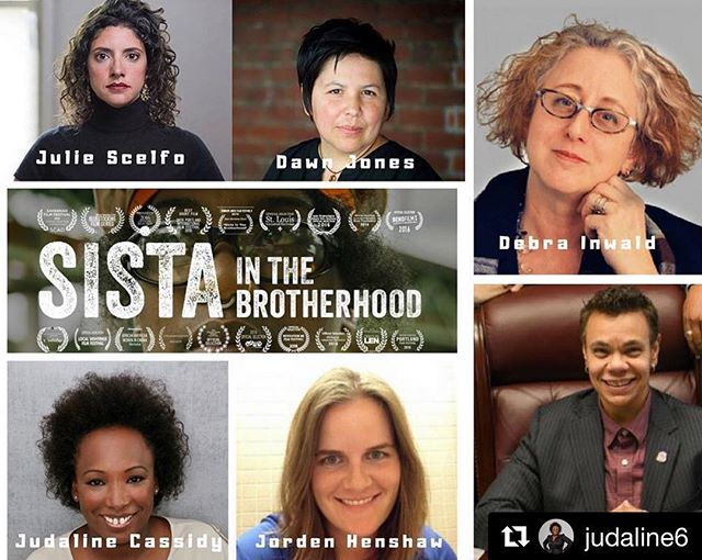 You know what it's like navigating the difficulties working as a tradeswoman- but we bet you know people who don't. Bring them out to a special viewing of Sista In The Brotherhood on June 7th @lmhq_nyc @6:30. Followed by a powerhouse panel, including CWC Board member Debra Inwald and CWC member, plumber and founder of @tools_n_tiaras Judaline Cassidy, and moderated by the film's maker @dawnjonesredstone. This event is a joint venture by  @tools_n_tiaras and @openarch_ny . Link for tickets in bio . . @openarch_ny #sistainthebrotherhood #toolsandtiaras #womeninconstruction #carpenters #author #director #plumber #engineer #architects #womenbuild #movies