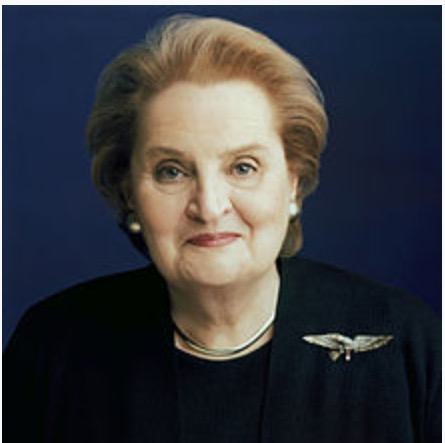 MadeleineAlbright