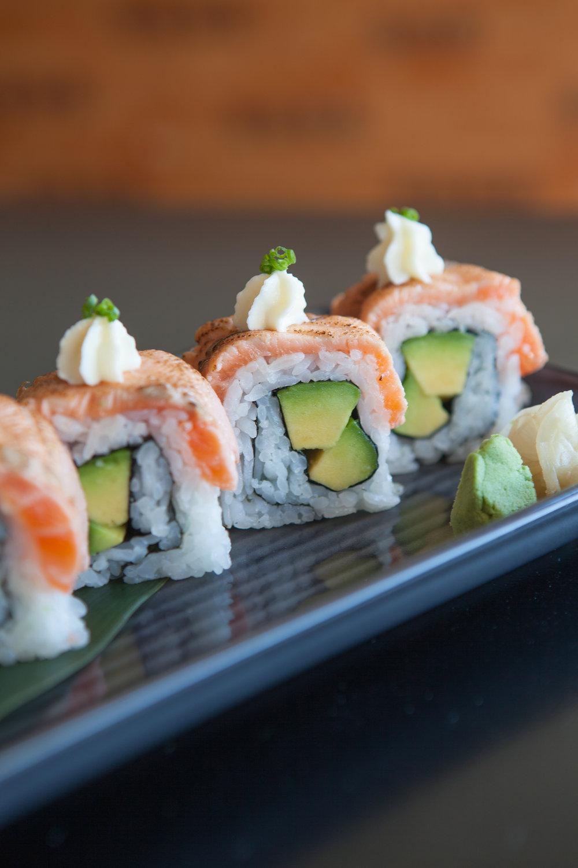 kai-restaurant-sushi-rolls