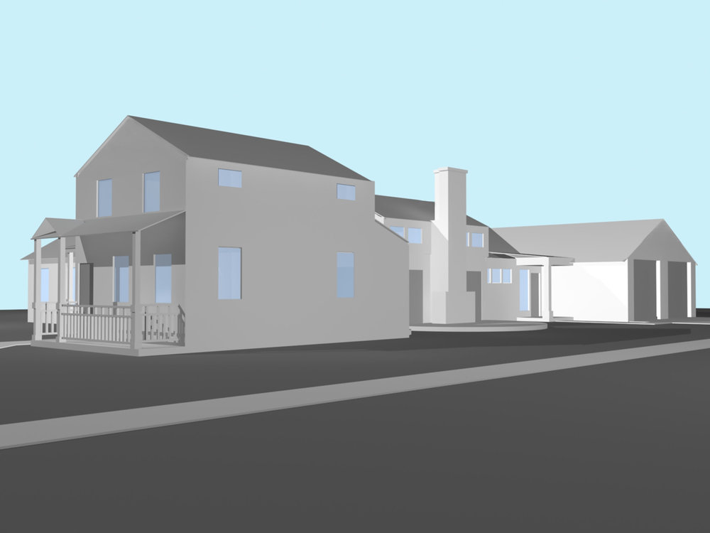 If you are an architect in need of 3-D Massing renderings, please leave a message and we would be glad to assist you.
