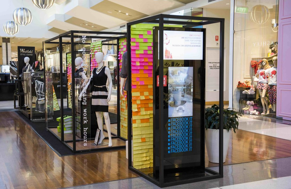 VISUAL MERCHANDISING -