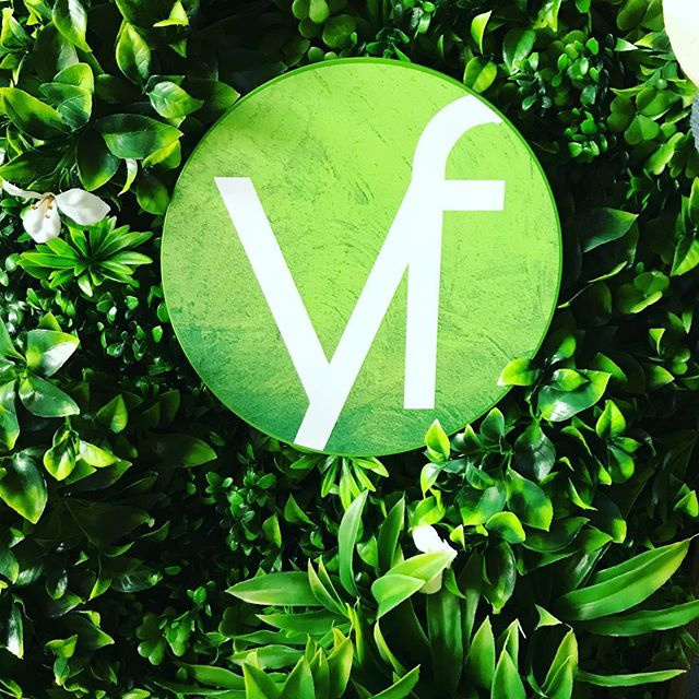 Logo goals! Love @youfoodz style and branding! . . . . . #floriststyling #greenery #foliagedesign #mesh #trellis #handmade #byhand #craft #style #gardenlife #vmlife #workinprogress #stylistatwork #custombuilt #greenandblack #inadayswork #behindthescenes #logo #logodesigner #styleguide #branding #marketingguru #designers #designteam